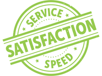 Speed Service Satisfaction Logo