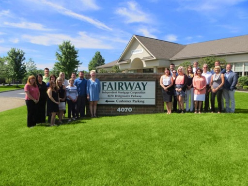 Fairway Independent Mortgage in Stow receives top national honors