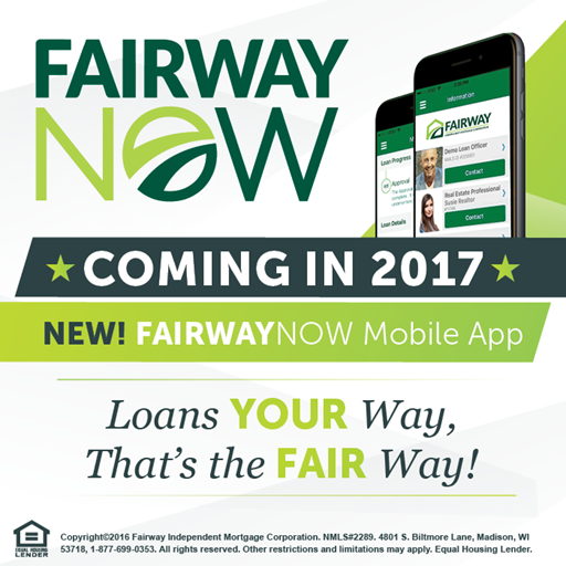 Fairway Now Mobile App
