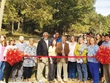 Hernando Dog Park Ribbon Cutting Desoto Times Tribune Article
